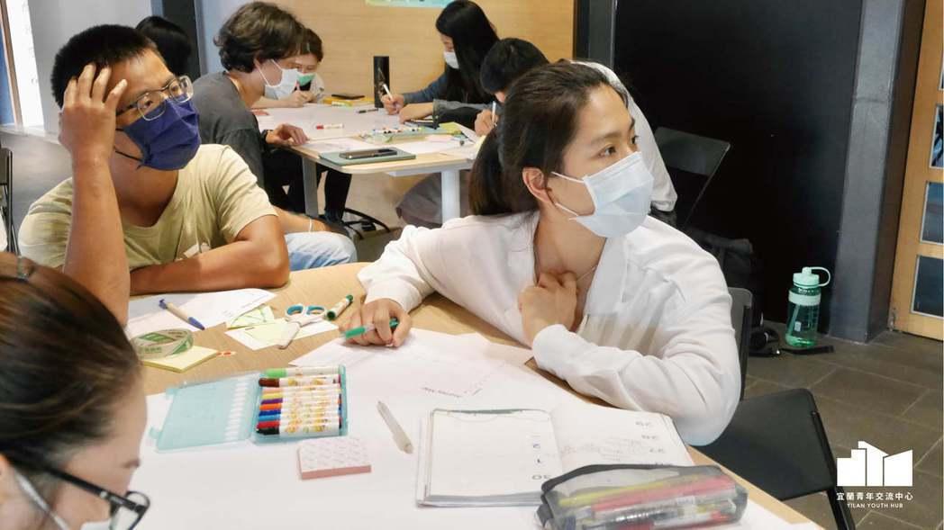 宜蘭青年交流中心定期開設青年培力課程與工作坊。 宜蘭青年交流中心/提供