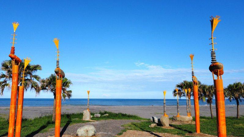 作品:呼喚南島的風