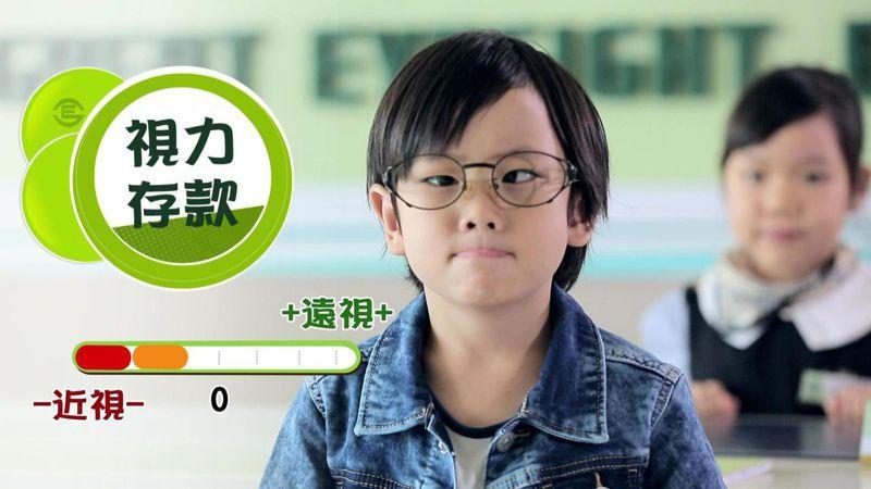 國教署學童視力保健計畫主持人吳佩昌表示,不少學童長時間使用3C產品,眼睛睫狀肌過度使用,眼睛內聚成鬥雞眼而不自知。圖/吳佩昌提供