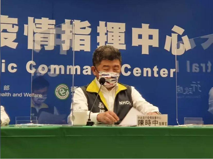 國內疫苗供貨吃緊,指揮官陳時中下午2時記者會說明。圖/聯合報系資料照