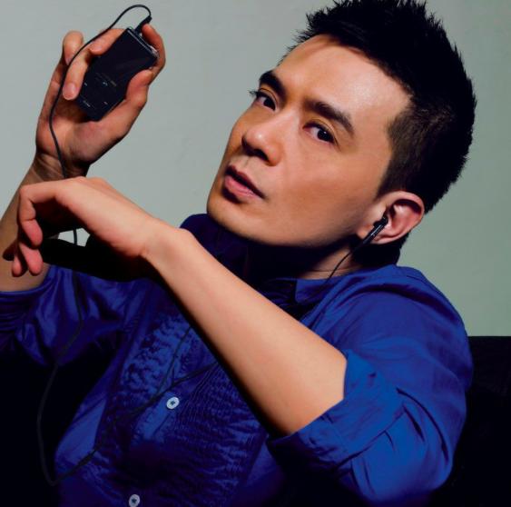 香港歌手黃耀明。(蝦米音樂網資料照片)