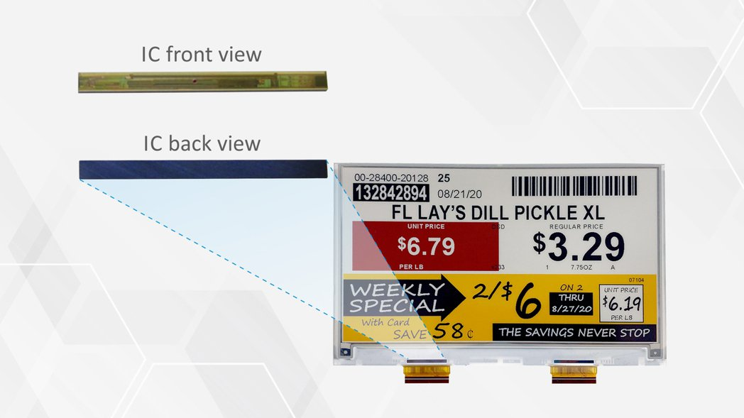 E Ink元太科技攜手IC設計夥伴,共同研發適合多色電子紙的影像驅動晶片,加速彩...