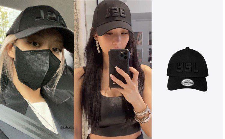 Saint Laurent今年七夕情人節特別與帽飾品牌New Era合作,打造「...
