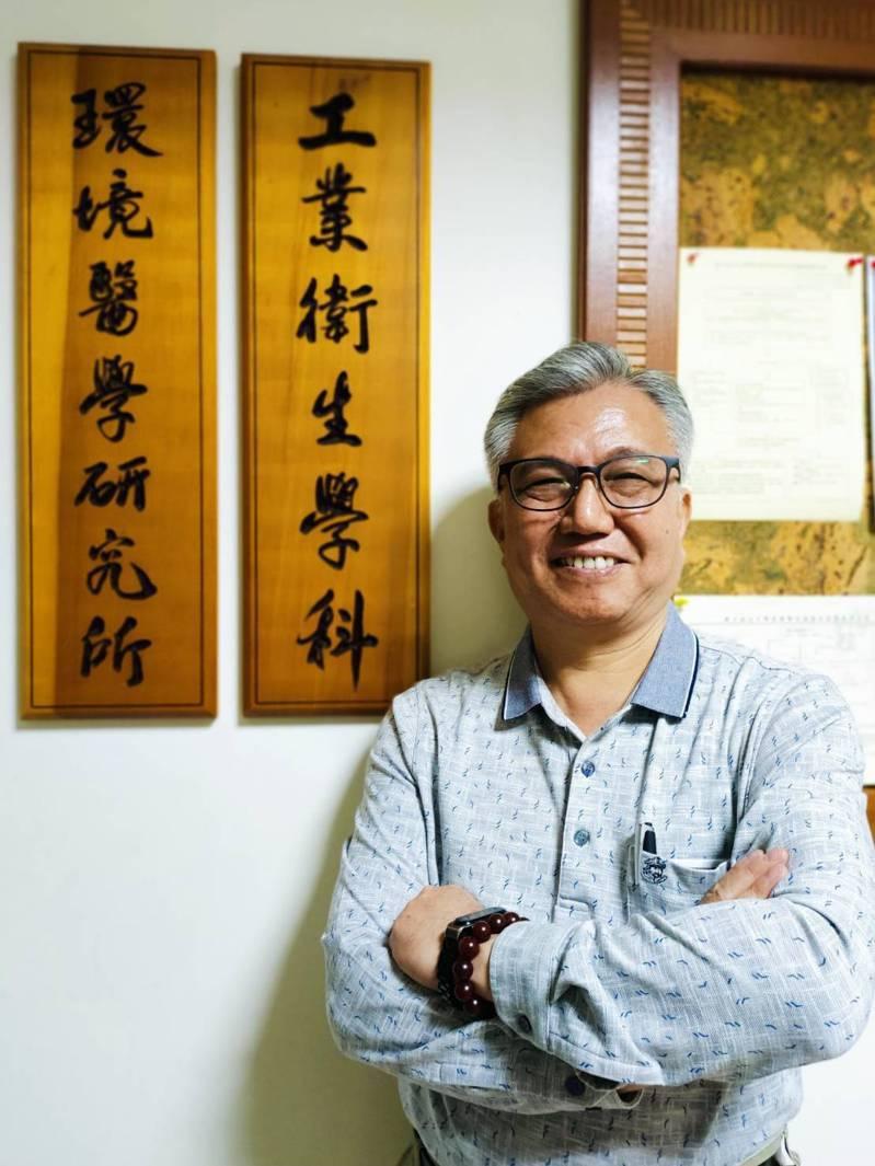 成大新任副校長李俊璋。圖/成大提供
