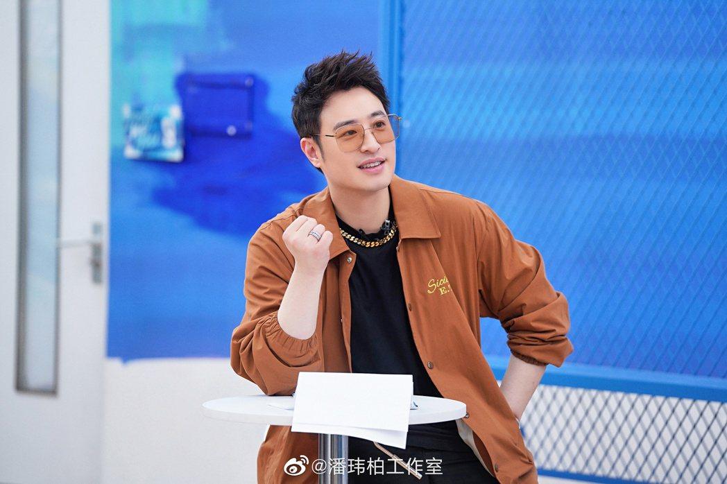 潘瑋柏被爆涉入吳亦凡事件。圖/摘自微博