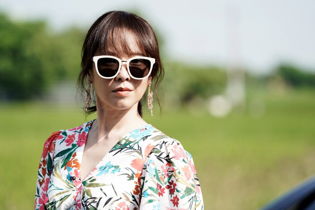 天心加入演出「俗女養成記2」飾演「嘉玲」表姐」。圖/華視、CATCHPLAY提供