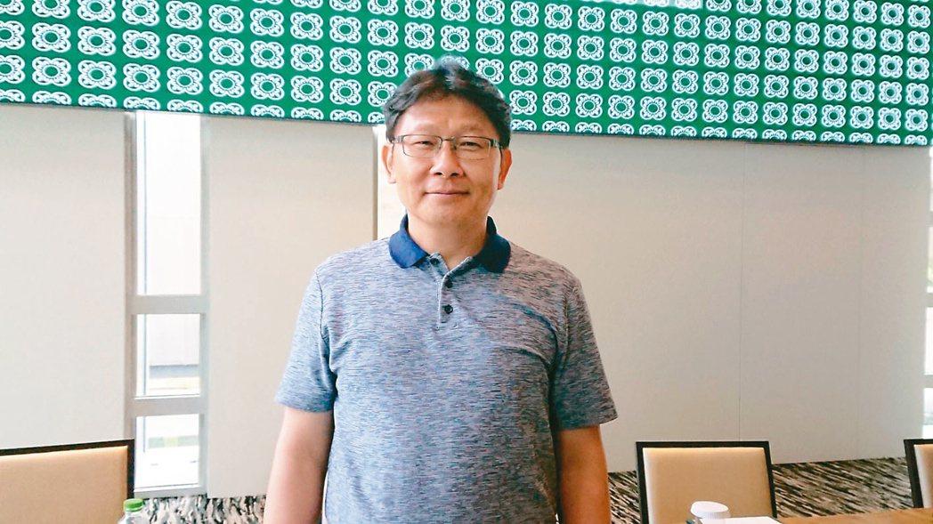 亞昕國際開發董事長姚連地 (本報系資料庫)