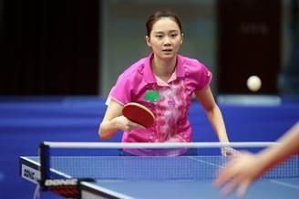 國泰女桌選手鄭先知,自民國94年即加入國泰女桌,為隊上重點培訓球員。國泰金/提供