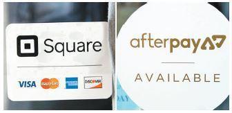 美支付業者Square同意以約290億美元收購澳洲金融科技公司Afterpay,...
