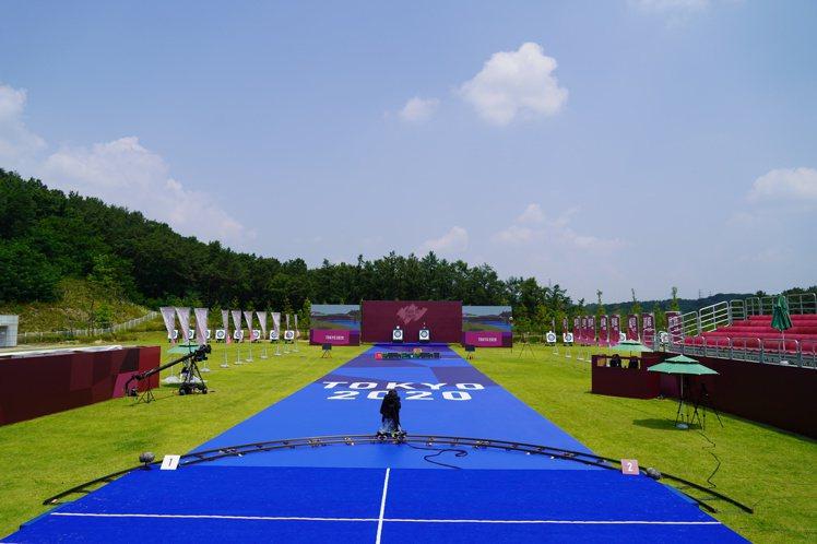韓國在本屆東京奧運射箭項目摘下四面金牌,再度展現射箭世界第一的水準。 摘自Hyu...