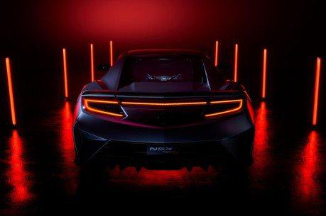 2022年即將停產Honda NSX推出最終版本Type S 全球限量350台預告登場