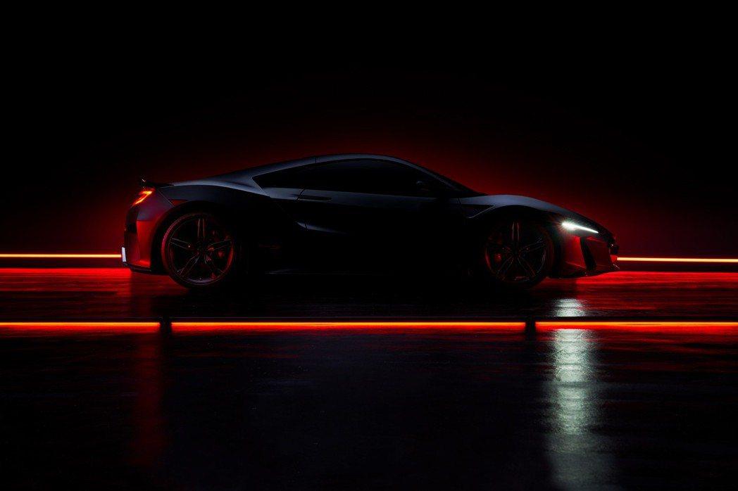 第二代NSX車系的生產週期將於2022年12月正式終結。 摘自Honda