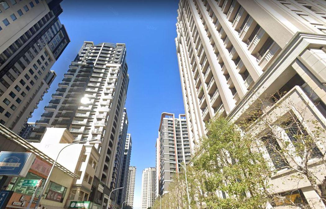竹科周邊租屋需求高。示意圖/擷自Google map