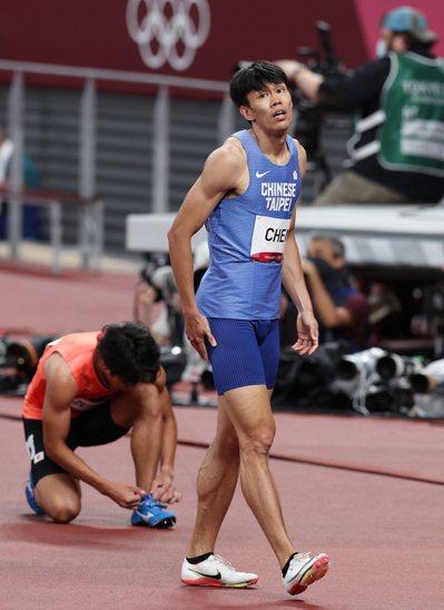 陳奎儒進準決賽。 體育署提供