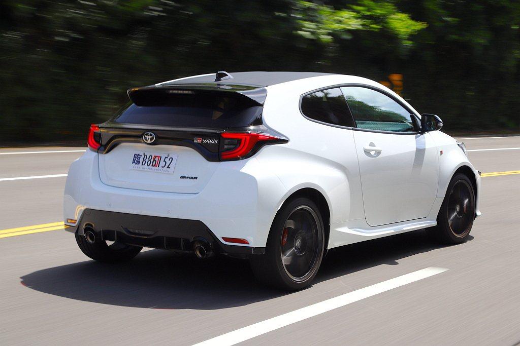 Toyota GR Yaris列為Toyota Gazoo Racing賽車部門...