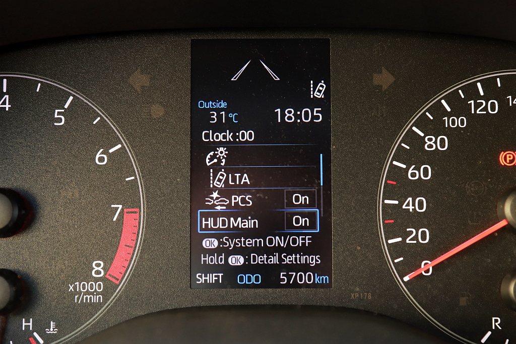 ACC主動車距維持定速系統、PCS預警式防護系統(預警式防護警示、煞車力道輔助、...