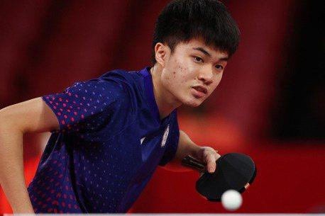 桌球/林昀儒東奧一戰成名 大賽或決賽前不做兩件事