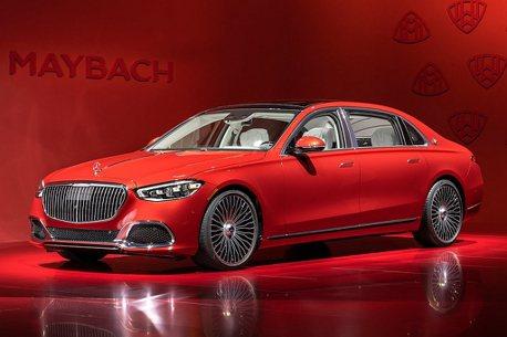 1,132萬元豪華房車新主張!Mercedes-Maybach S 580 4MATIC台灣上市