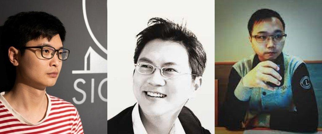 台灣遊戲公司 SIGONO 的聯合創辦人李思毅,Microsoft HoloLe...