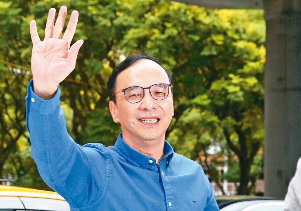 國民黨前主席朱立倫。本報系資料照片