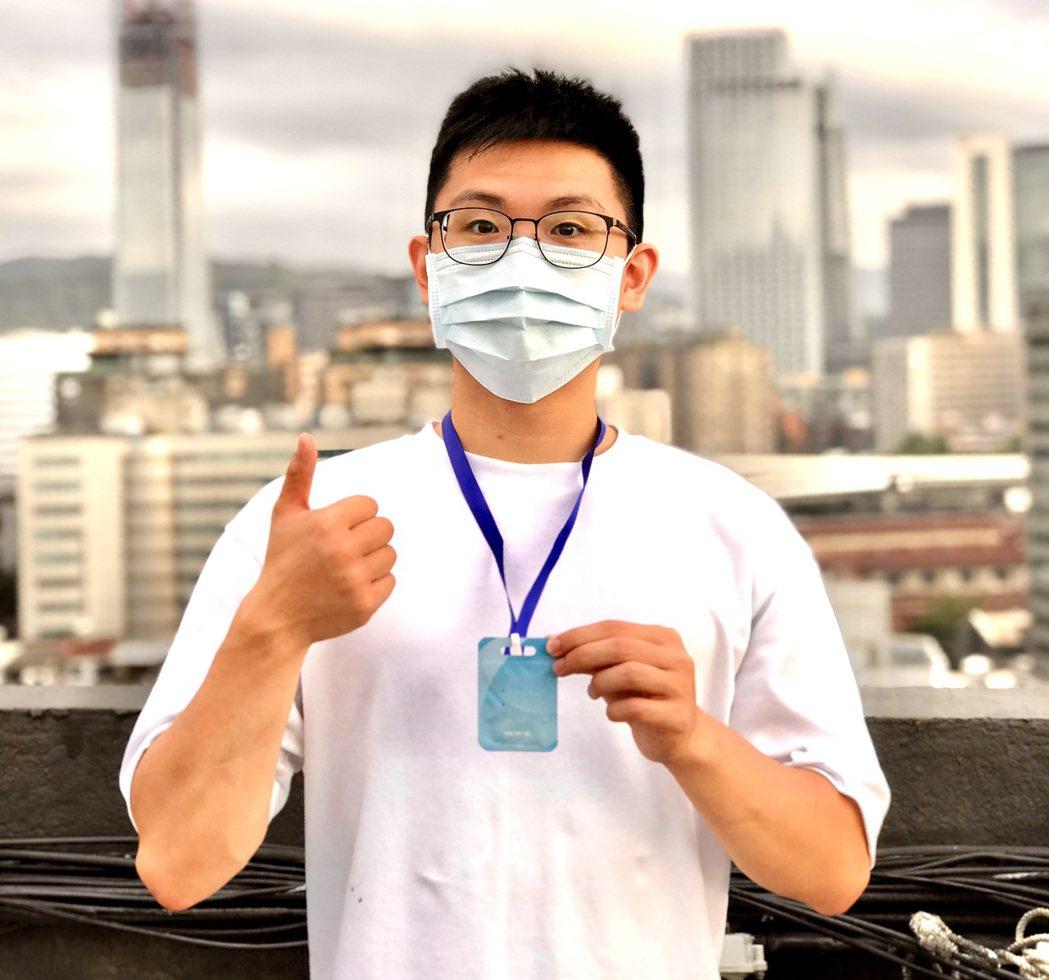 金豪威公司引進日本東亞產業株式會社原裝進口的除菌防護掛頸隨身卡Virus Shu...