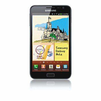 2011年,三星推出GALAXY Note,5.3吋AMOLED顯示螢幕,是當年...