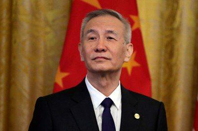 中國大陸任命國務院副總理劉鶴領軍半導體產業。 美聯社