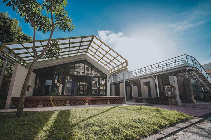 ▲朝陽青創-鹽業文化館。  圖:彰化縣政府城市暨觀光發展處/提供