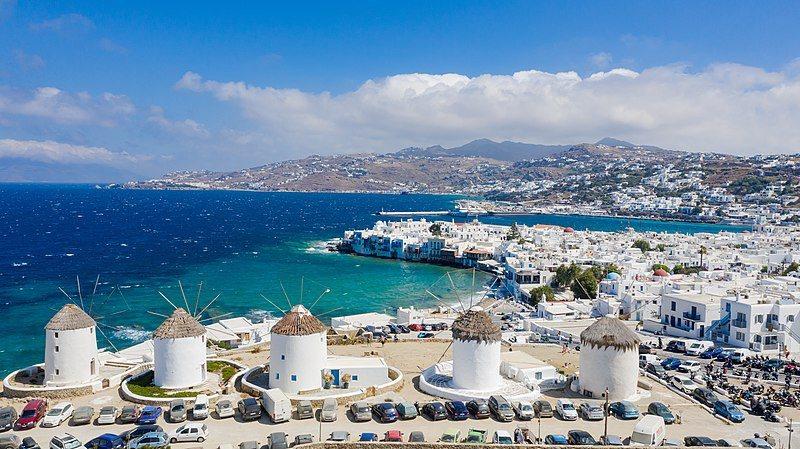 希臘在疫情期間表現一直不錯 算是夠實力開放旅遊的國家之一 / 來源:wikimedia