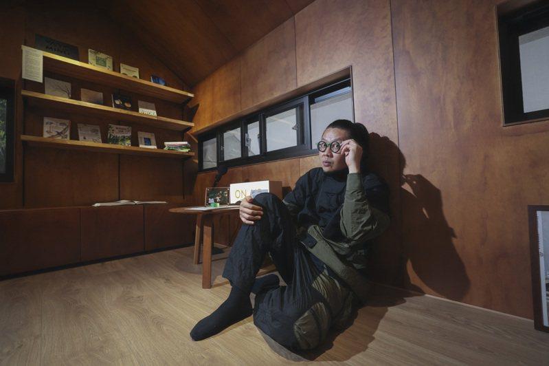 王耀邦認為,將策展做出專業是很重要的事。攝影/王聰賢