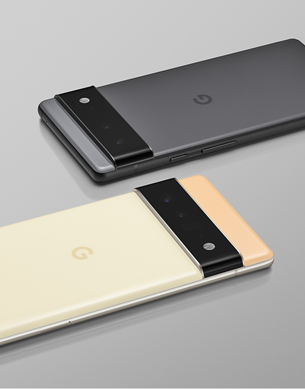 預計將於今年秋季末登場的Pixel 6和Pixel 6 Pro將搭載Google...