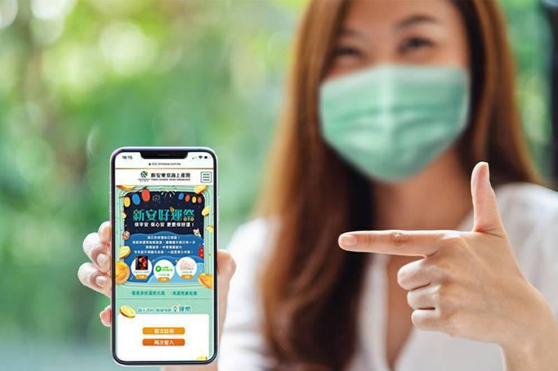 安東京海上產險推出「新安好運祭」抽獎活動,8月底於網路投保平台投保疫苗防疫險等推薦險種,或完成指定活動任務,即可獲得相對應數量的幸運幣並參加抽獎活動,有機會抽中iPad Pro 256G、萬點LINE POINTS或萬元百貨。圖/新安產險提供