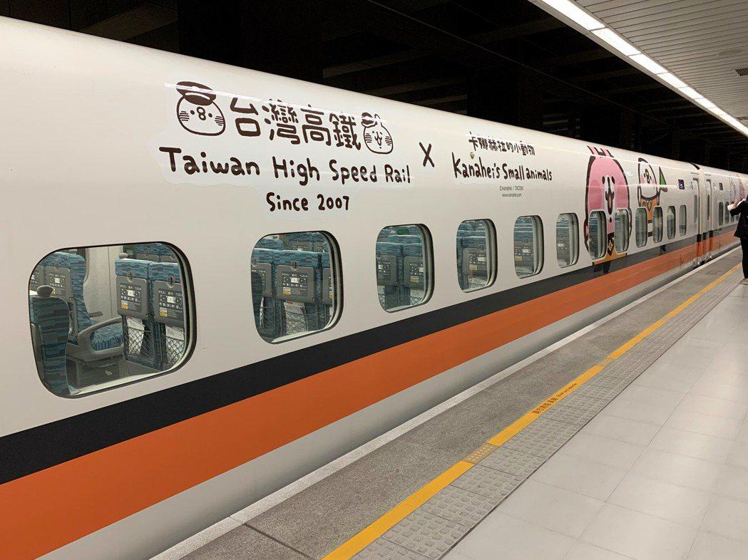 疫情趨緩,因應旅客需求,台灣高鐵決定增班。 記者楊文琪/攝影