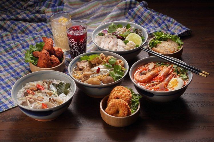 7-ELEVEN「就是i美食」平台與foodomo外送排行前5名人氣餐廳、來自泰...