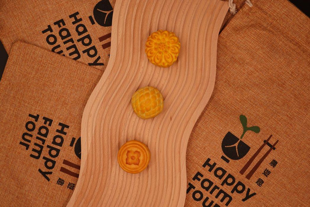 「農遊趣」昨(2)日宣布近期將與國際頂尖法式甜點主廚郭士弘,結合農遊趣台灣台農5...