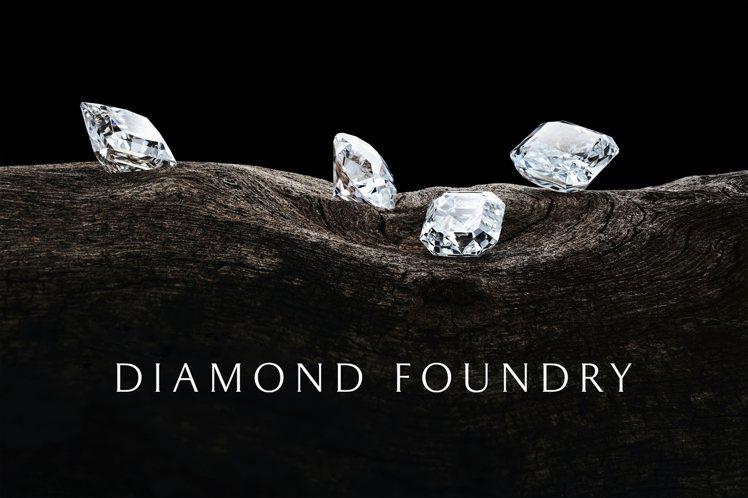JOY COLORi引進強調環保的實驗室培育鑽石,受到消費者歡迎。圖/法意荷提供