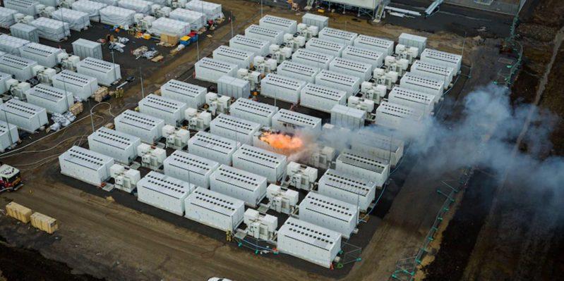 特斯拉「大电池」狂烧三天才扑灭 储能系统风险引人忧
