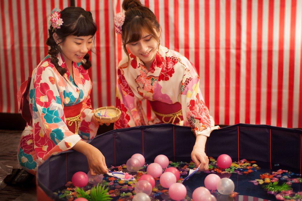 台北喜來登趁勢推出「夏日祭」住宿專案。圖/台北喜來登提供