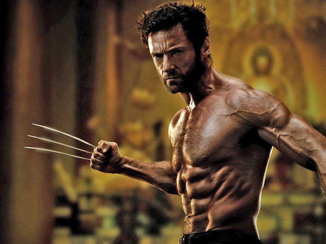 休傑克曼因扮演金鋼狼受到觀眾歡迎。圖/摘自imdb