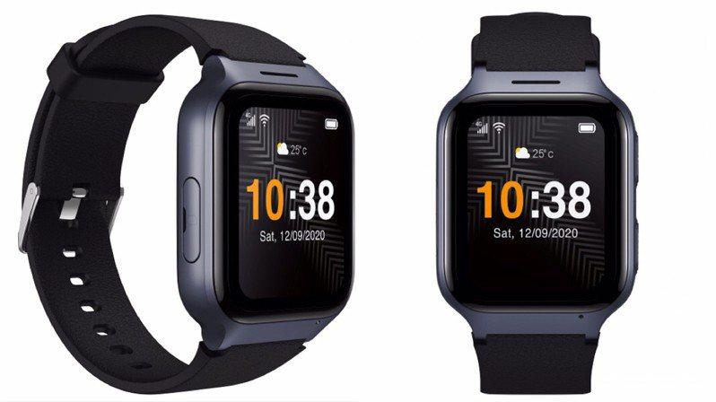 遠傳電信即日起於全台實體與網路門市推出「遠傳健康定位手表方案」,是父親節送禮的好選擇。圖/遠傳電信提供