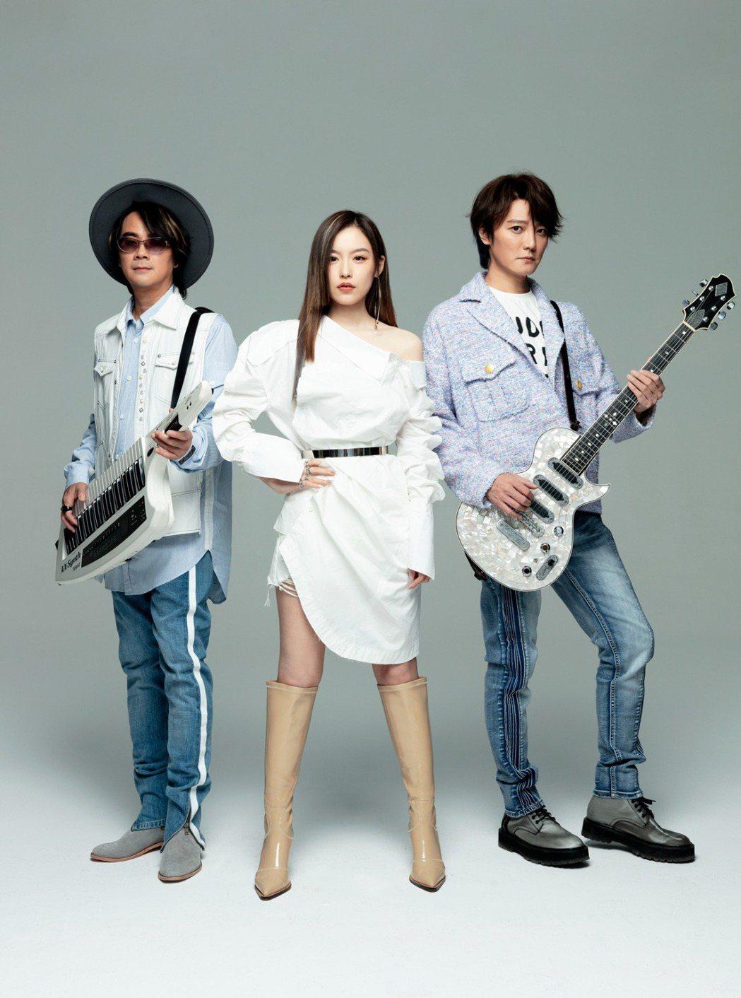 F.I.R.推出新專輯「鑽石之心」。圖/華研國際提供
