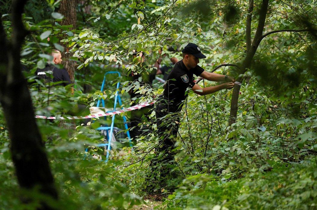 烏克蘭國家警察3日表示,住在該國的白俄羅斯流亡活動分子希紹夫失蹤一天後,被發現在...