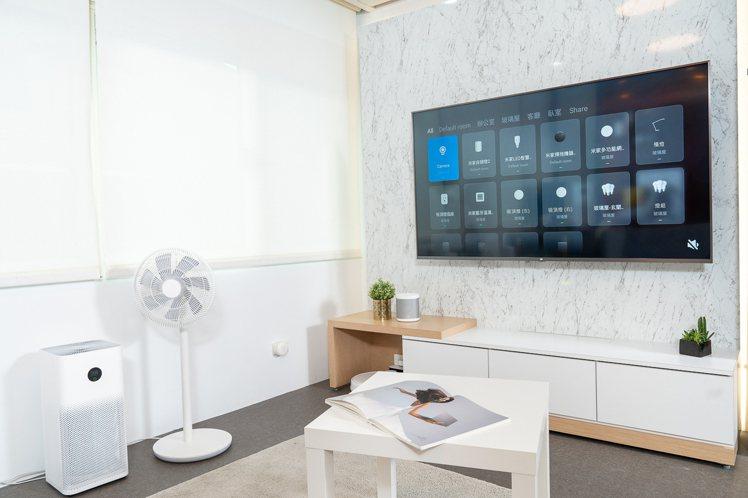 小米智慧顯示器系列全新整合米家App正式上線,多元應用在各式生活情境中,讓智慧家...