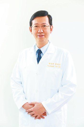 台北醫學大學附設醫院神經內科主任葉篤學。圖╱葉篤學提供