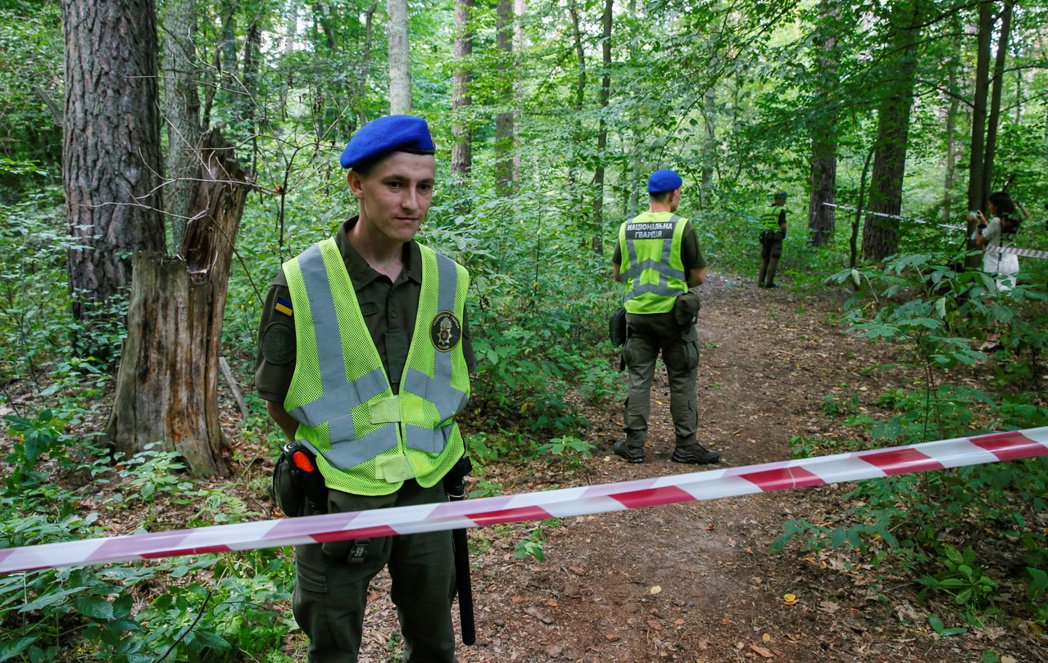 流亡至烏克蘭的白俄羅斯維權人士斯秀夫二日失蹤,三日被發現吊在離住處不遠的烏克蘭首...