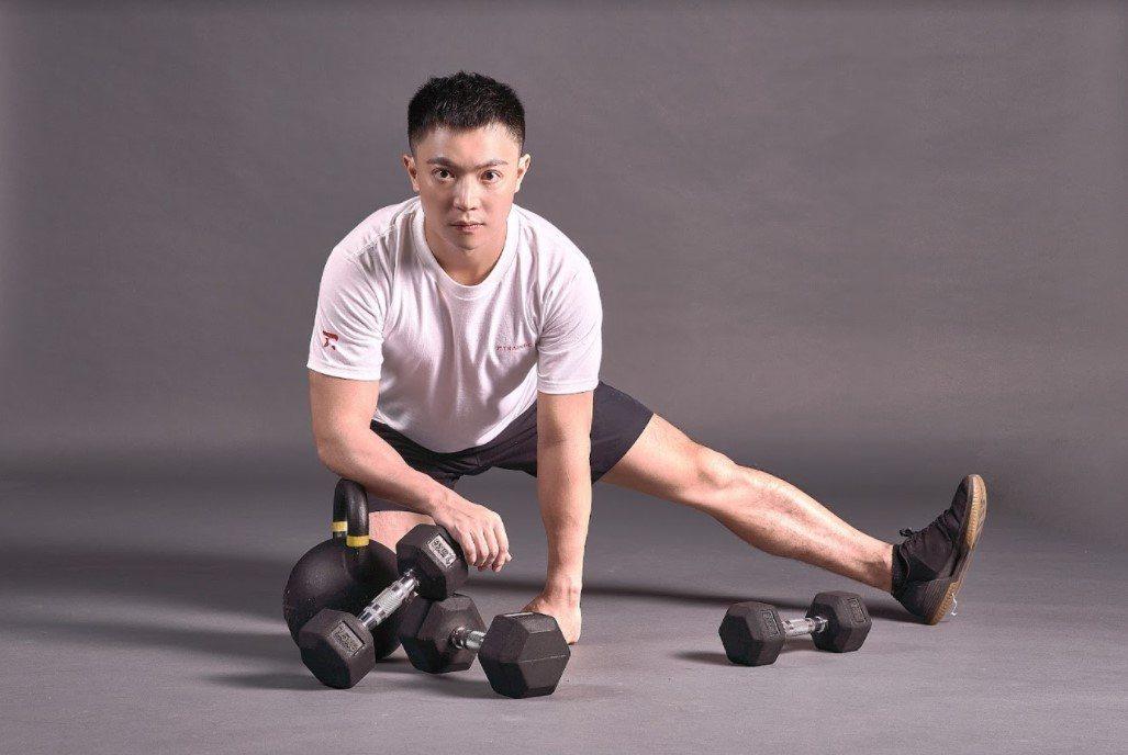 推薦橘世代「功能性訓練」的課程,可以幫助加強關節穩定度和靈活度。 圖/Train...