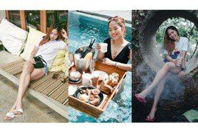 戴資穎泰國好友依瑟儂真實身分是「長腿網紅」?日常美照簡直曼谷打卡名店指南,打羽球其實是副業吧…