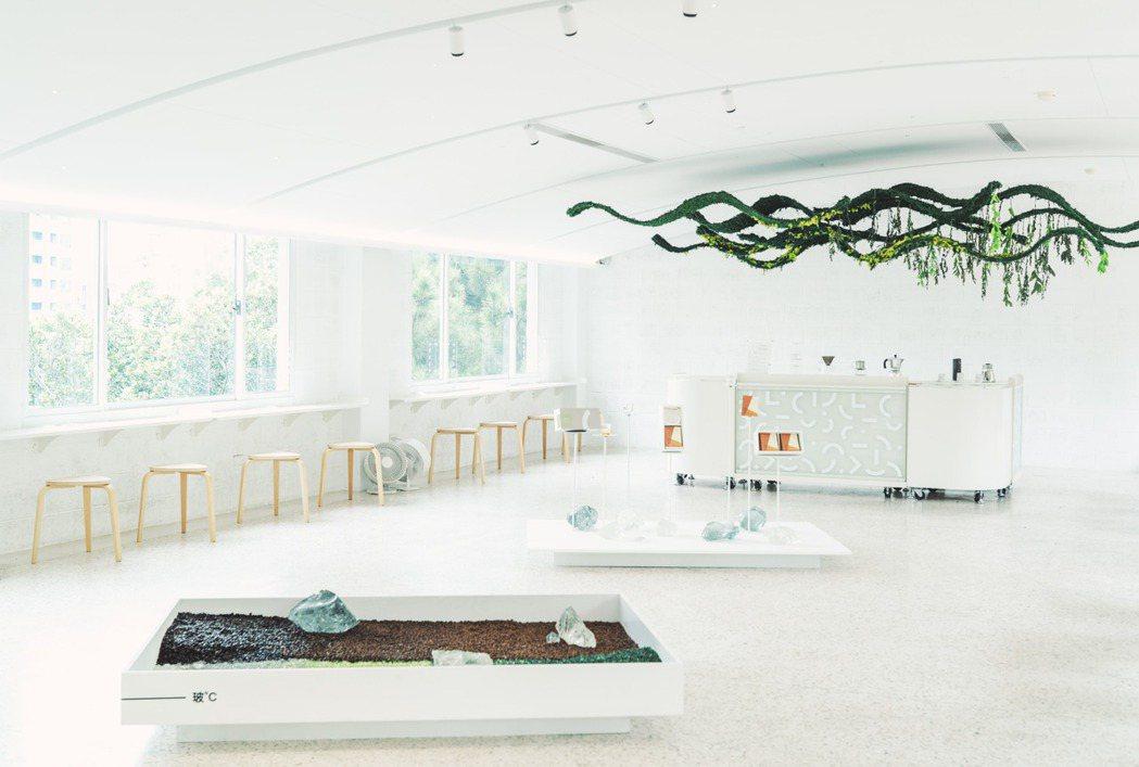 《玻°C一一一一一波°C》即日起至10月31日於春室Glass Studio+T...