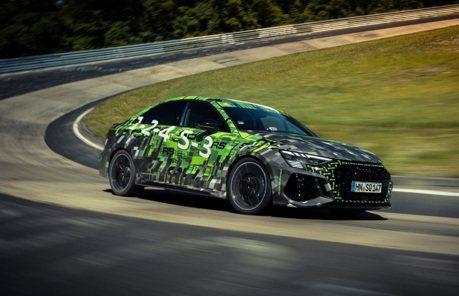 影/全新Audi RS3 Sedan刷新紀錄 成為紐柏林最速Compact Car