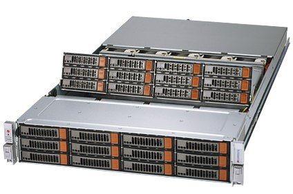 Supermicro日前推出搭載第三代Intel Xeon處理器、PCI-E 4...
